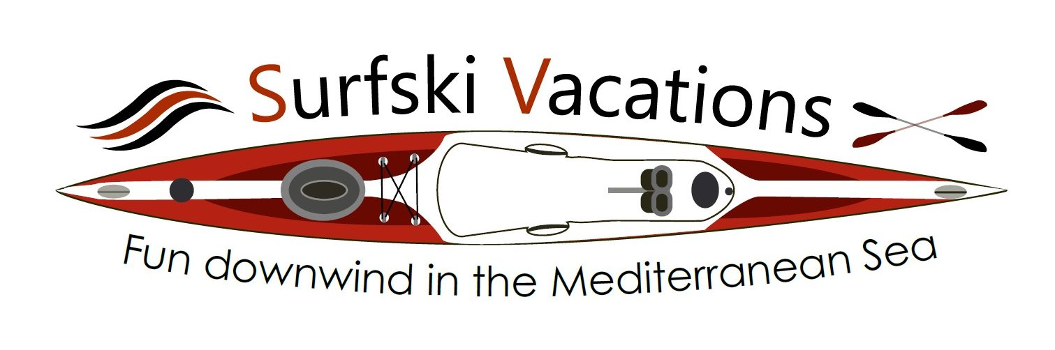 Surfski Vacations in the Mediterranean Sea